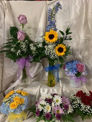 Sump'un For Mama from Ladybug's Flowers & Gifts, local florist in Tulsa