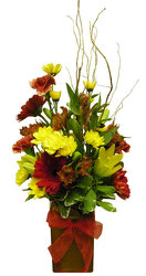 Autumn Meadows  from Ladybug's Flowers & Gifts, local florist in Tulsa