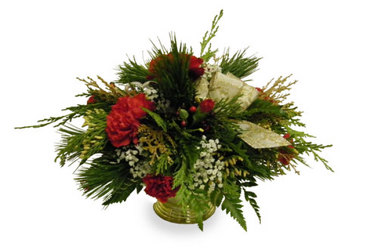 Holiday Wishes from Ladybug's Flowers & Gifts, local florist in Tulsa
