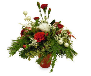 Winter Wonder from Ladybug's Flowers & Gifts, local florist in Tulsa