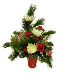 Snow Flurries from Ladybug's Flowers & Gifts, local florist in Tulsa