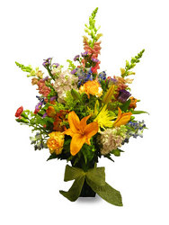 Spring Sensation from Ladybug's Flowers & Gifts, local florist in Tulsa