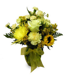 Sunny Days from Ladybug's Flowers & Gifts, local florist in Tulsa